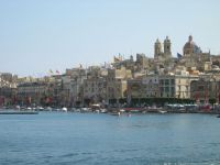 Senglea a French Creek