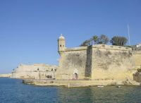 Pevnost St. Angelo a Senglea Point